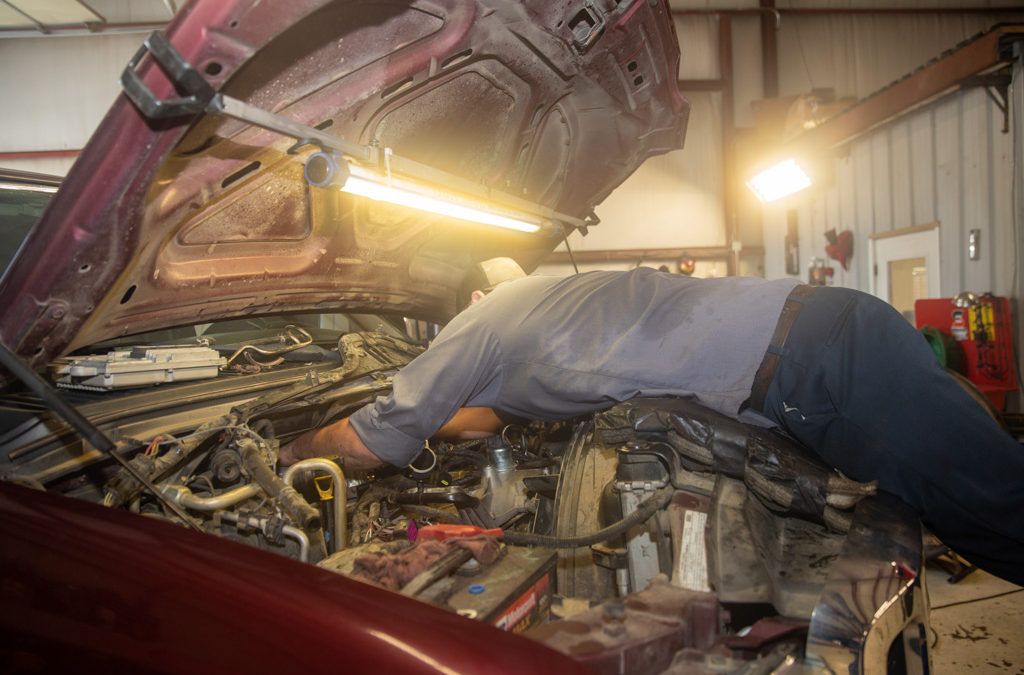 Ford Repair Tulsa | We Will Give You Fast Results And Fast Service.