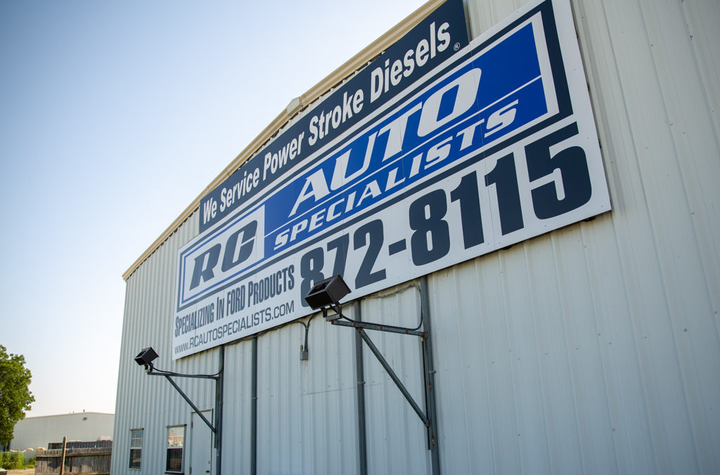 Power Stroke Repair Tulsa | Why Should I Call A Professional Mechanic?