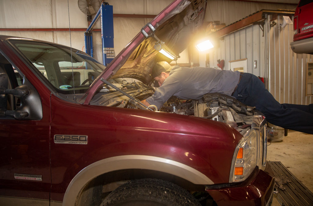 F250 Repair Tulsa | These Greater Services Are Here For You.