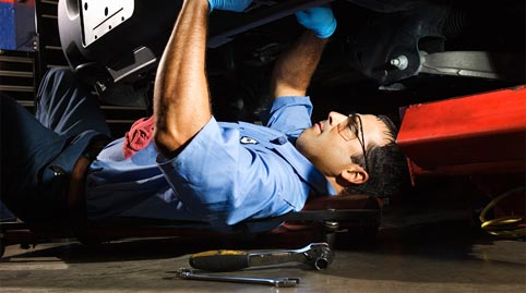 Automotive Mechanic