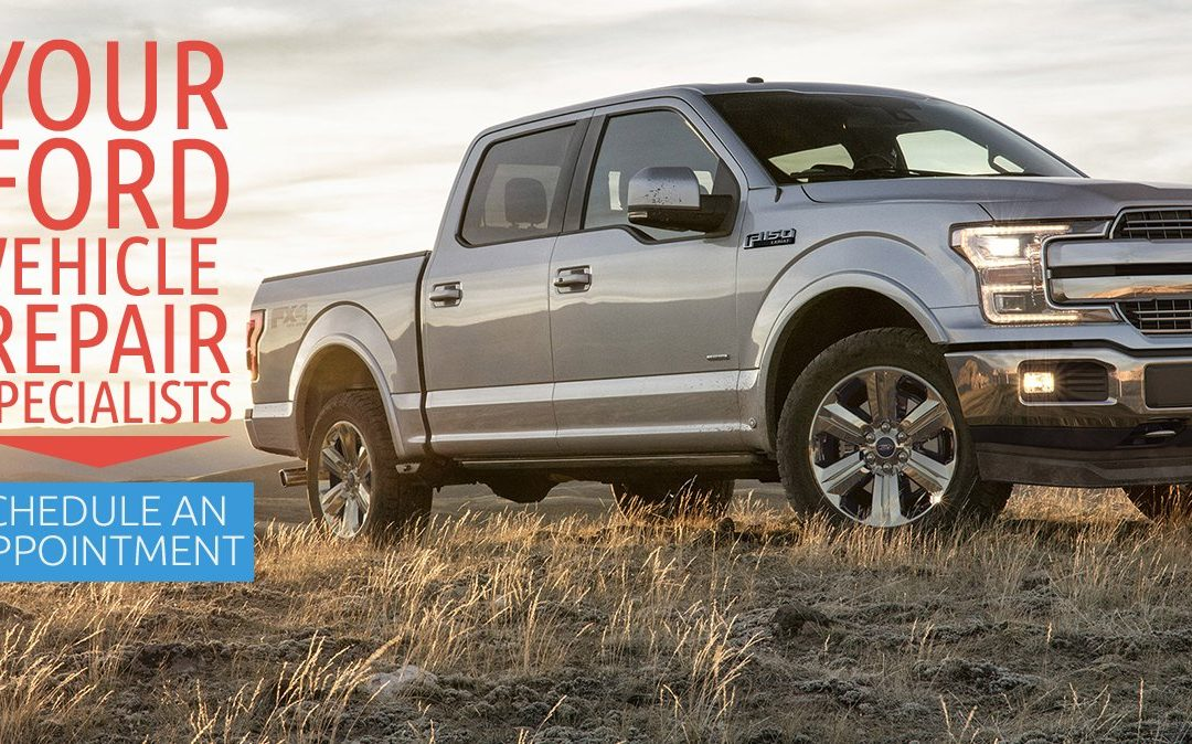 f150 Truck Repair Tulsa | You Love Your Truck.