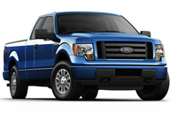 Ford vehicle truck